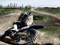 Motoclub Speedy Motocross training session